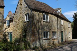 Cottages, Main Street, Adlestrop