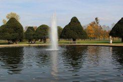 Fountain, The Great Fountain Garden, Hampton Court Palace