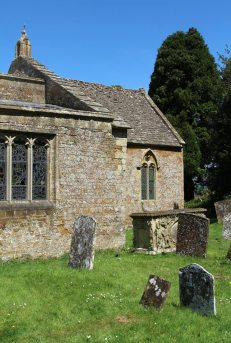 St. Mary's Church, Chastleton