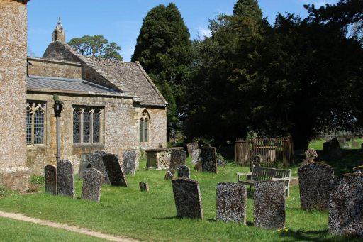 St. Mary's Churchyard, Chastleton