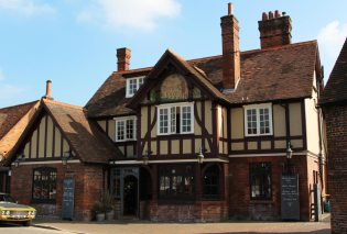 The Merlins Cave Pub and Restaurant, Chalfont St. Giles