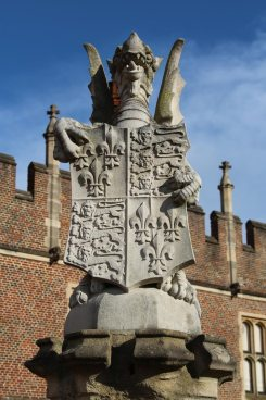 The Royal Dragon, The King's Beast, Hampton Court Palace