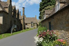 Snowshill Manor and Foley Cottage, Snowshill