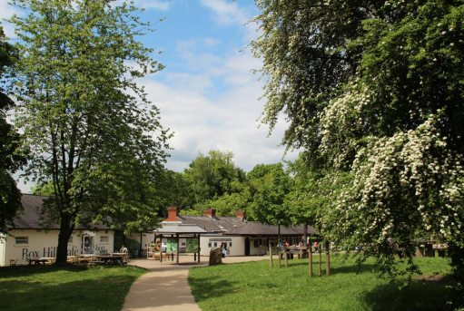Box Hill Cafe and Visitor Centre, Box Hill