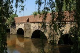 Elstead Old Bridge, River Wey, Elstead