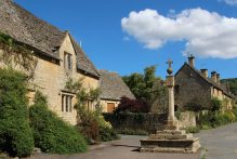 Village Cross, Stanton