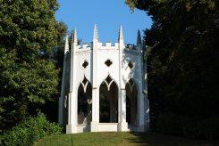 Gothic Temple, Painshill Park, Cobham