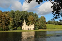 Ruined Abbey, Painshill Park, Cobham