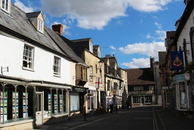 North Street, Winchcombe