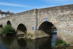 Bridge, River Avon, Bidford-on-Avon