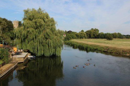 River Avon, Bidford-on-Avon