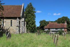 St. Mary's Churchyard, Lenham