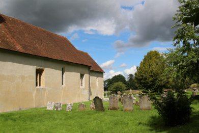 St. Nicholas Churchyard, Steventon