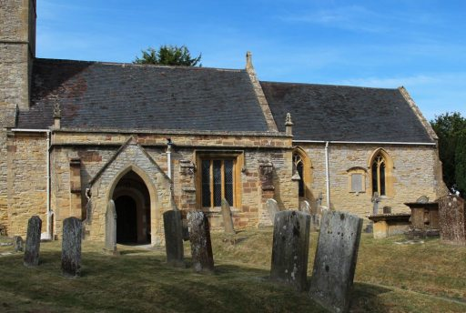 St. Peter's Church, Welford-on-Avon