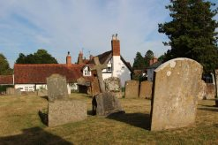St. Peter's Churchyard, Welford-on-Avon