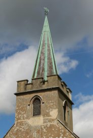 Steeple, St. Nicholas Church, Steventon