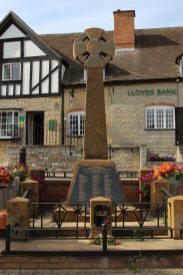 War Memorial, Bidford-on-Avon