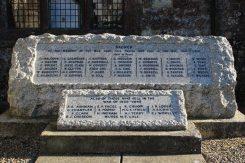 War Memorial, St. Mary's Church, Lenham