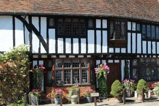 15th century cottage, The Square, Chilham