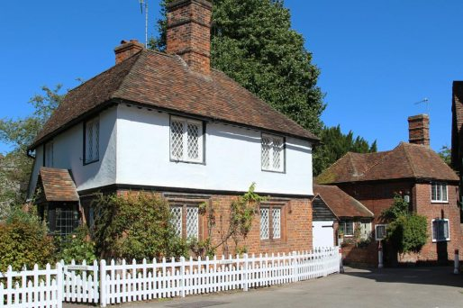 Clements Cottage, The Square, Chilham