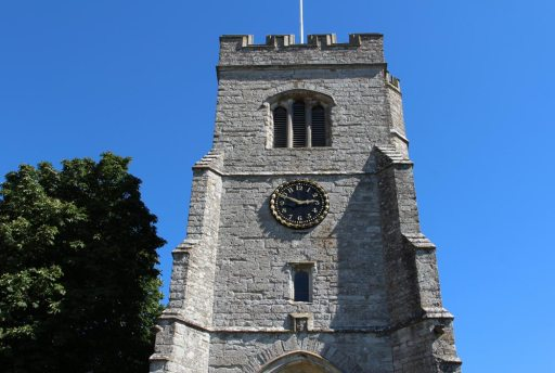 St. Peter and St. Paul Church Tower, Charing