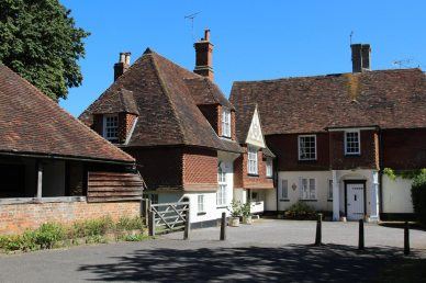 The Old Vicarage, Charing