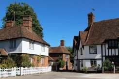 The Smithy and Clements Cottage, The Square, Chilham
