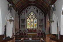 Chancel, St. Andrew's Church, Sonning