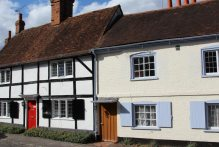 Cottages, Pearson Road, Sonning
