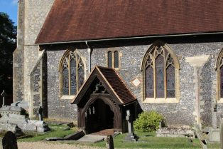 St. Andrew's Church, Sonning