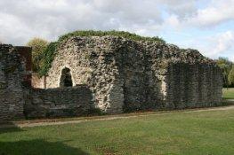 The Cloister Passage, Waltham Abbey Gardens, Waltham Abbey