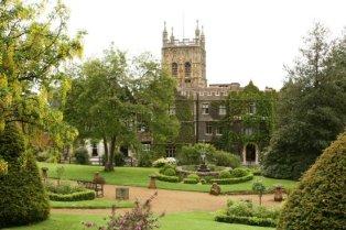 Abbey Hotel gardens, Great Malvern
