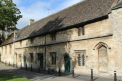 Almshouses, Church Green, Burford