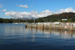 Ambleside Pier, Waterhead, Lake Windermere