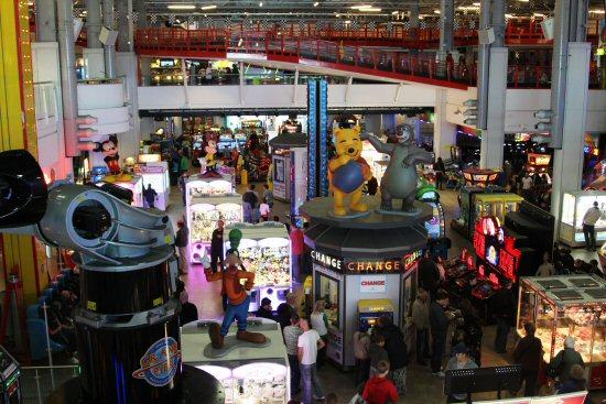 Amusements, Grand Pier, Weston-super-Mare