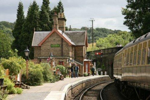 Arley Station, Severn Valley Railway