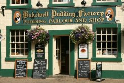 Bakewell Pudding Factory, Bakewell
