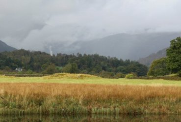 Banks of River Brathay, Elterwater