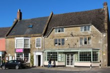 Big Fish, Little Fish Restaurant, The Square, Beaminster