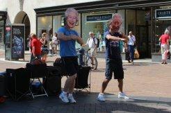 Britain's Got Talent, Liam Collins and Richard Edmonds, Faces of Disco, Kingston upon Thames