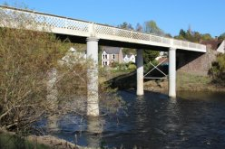 Brockweir Bridge, Brockweir