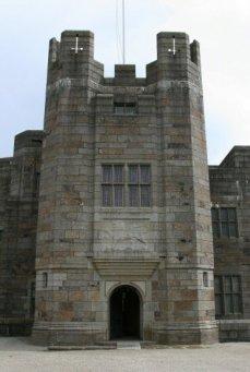 Castle Drogo, Drewsteignton