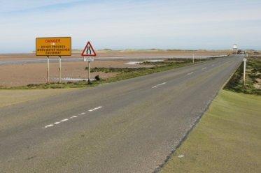 Causeway, Holy Island, Lindisfarne