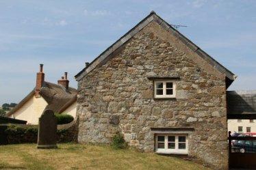 Church Cottage, Drewsteignton