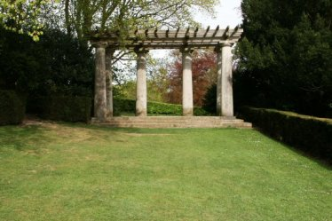 Columns, Long Walk, Polesden Lacey, Great Bookham