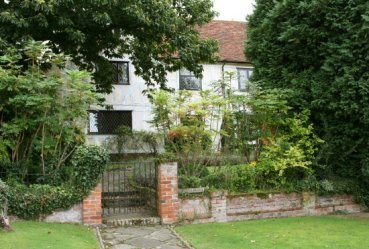 Corders House, Polstead (Home of William Corder, who murdered Maria Marten - The Red Barn Murder)
