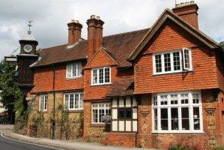 Cottages, Abinger Hammer