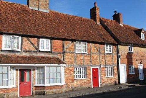 Cottages, High Street, Beaulieu, New Forest