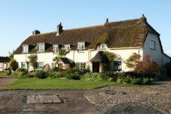 Cottages, Porlock Weir, Exmoor