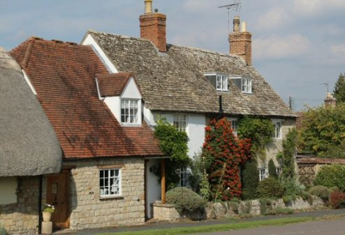 Cottages, Tredington